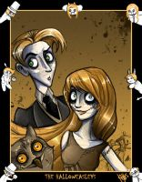 The Halloweasleys by Buuya