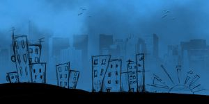 City Within A City Widescreen by dhrandy