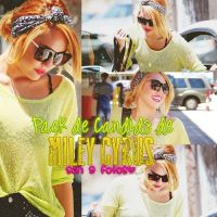 Pack De Candids de Miley Cyrus! by NayelisEditions