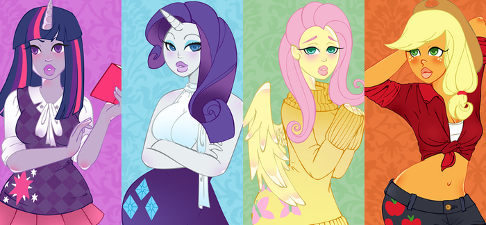 Friendship is Magic by La-Cosmique