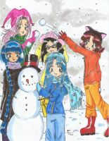 Winter Wonderland by Tamao