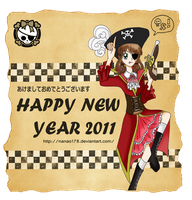 Happy Pirate New Year by Nanao178