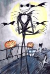 Jack Skellington by KaAnJu