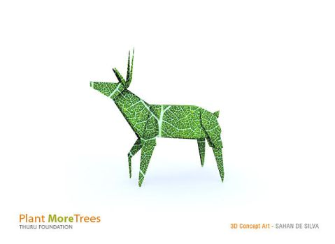 Plant MORE Trees 2 by sahandsl