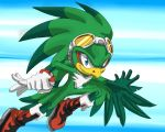 One Hour Sonic: Jet's revelation by Helen91