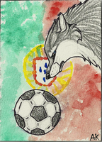 Portugal ACEO by LukeWolf6