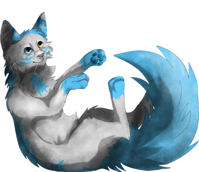 Bluepelt - Commission by Shapko47