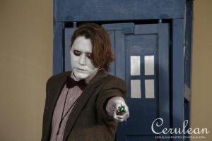 Doctor Who Photoshoot: Ganger Eleven by StrangeStuffStudios