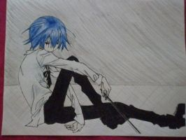 Ikuto, colored by cmaw