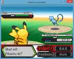 Project Unova Battle screen V2.0 by TheEaterofAllBabies