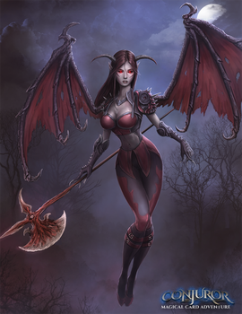 Lilith by BABAGANOOSH99