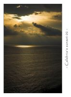 Calabria's sunset 02 by frescendine
