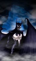 Batman - Tainted Shadow by What-the-Gaff