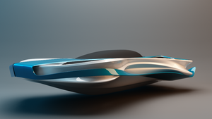 Speed Boat Design 2 by Bazil14