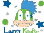 Larry on Crayola app by Toon92