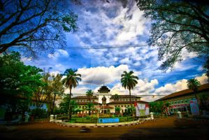 Gedung Sate by flasherid