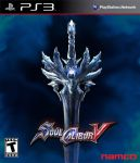 Soul Calibur V custom cover PS3 by Khorzety