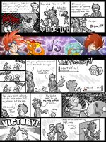 FireRed Kick@$$ Mode Ep.1-4 by YinDragon