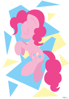 Pinkie Pie Square by zarzox