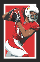 Larry Fitzgerald by Thirty3Grafix