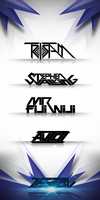 Logo Redesigns by Zeezal