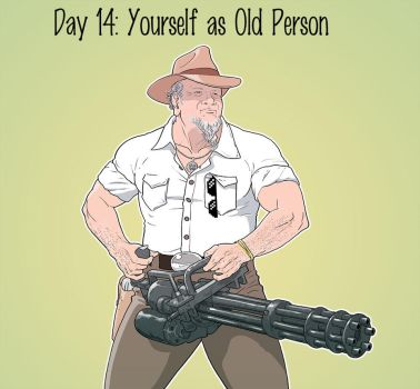 Day-14-yourself-as-an-ond-person by andreleal