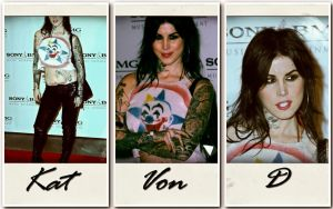 Kat Von D - wallpaper v01 by Duke-3d