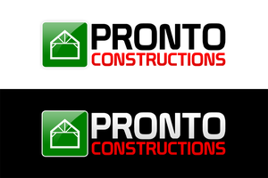 Pronto Logo Submission by PixelatedNinja