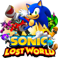 Sonic Lost World by POOTERMAN