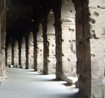 Arches of the Colliseum by Kynalex
