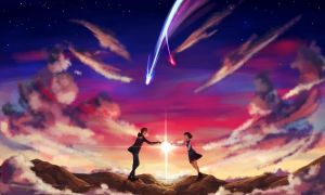 Your Name by Marlitza