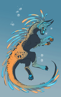 Trivial design commission by Sushi