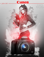 Canon Eos 500D by Miss-Machi