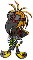 Magus the Hoatzin by The-Bladed-Beast