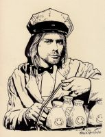 Milk It - Kurt Cobain by JasonKoza