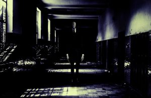Slenderman: Dead School by SallibyG-Ray