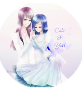.:AT:. Cala and Yuri by BlackStarsShineToo