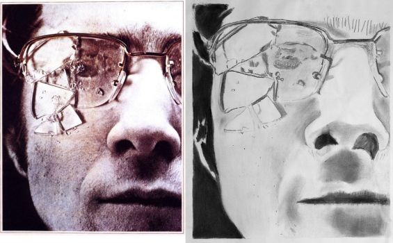 Straw Dogs Poster by chromerobot