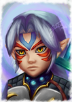 Deity Link (Remastered! :D) by Jasmineteax