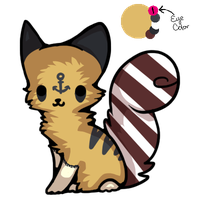 :Cat Adoptable: :CLOSED: by Blacks-adopts