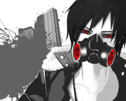 Izaya by WolverinePanda