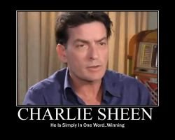 Charlie Sheen Motivational by TheRumbleRoseNetwork