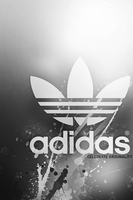 adidas Contest Black and White by ChoLLo