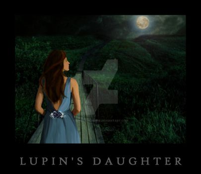 Lupin's Daughter by mysticalhippie