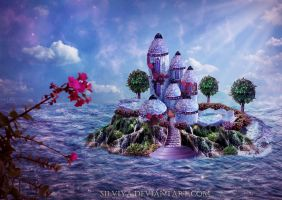 Precious Little Castle by silviya