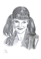 Pauley Perrette, maybe... by Markkus76