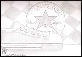 Converse by chachi411