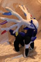 Xerneas Plush by MidnightZero