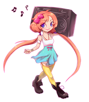 Boomboxx by liea