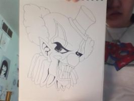 clown by xXvoodoo-angelXx